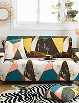 cheap -Geometric Diamond Printed Sofa Cover Stretch Couch Cover Sofa Slipcovers for 1~4 Cushion Couch with One Free Pillow Case