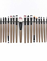 cheap -20 pcs/set makeup brushes set cosmetic foundation eyeshadow lip brush makeup tool brush sets