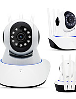 cheap -Wireless IP Camera 1080P Home Security Indoor Two Way Audio Pan Tilt CCTV WiFi Camera Baby Monitor Video