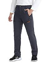 """cheap -men's outdoor climbing skiing snow pants gray-07 32/32"""" inseams"""