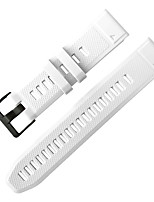 cheap -Silicone strap 22mm for Jiaming fenix5// 5/ 5plus/ 6 / 6 pro /Forerunner935 / 945