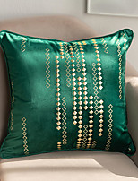 cheap -1 PC Luxury Solid color Pillow Case Cover Modern Luxurious Style Pillow Case Cover Living Room Bedroom Sofa Cushion Cover