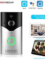 cheap -Tuya Smart Wifi Doorbell Rainproof Intercom PIR Motion Detector Night Vision Security Camera