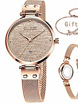 cheap -watches mesh band watch rose gold fashion watches women,luxury ladies watch stainless steel analog wrist watch small lady gold face watches women with date,dress casual dainty watches for women.