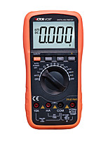 cheap -Digital Multimeter VC97 True RMS Auto Range 4000 Counts Resistance Capacitance Frequency Temperature Tester Meter Multimetro