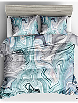 cheap -Abstract Marble Series 3D Print 3-Pieces Duvet Cover Set Hotel Bedding Sets Comforter Cover with Soft Lightweight Microfiber(Include 1 Duvet Cover and 1 or 2 Pillowcases)