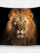cheap -Wall Tapestry Art Decor Blanket Curtain Picnic Tablecloth Hanging Home Bedroom Living Room Dorm Decoration Polyester Lion Head