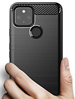 cheap -Case For Google Pixel 4 XL Pixel 4A Pixel 3a XL Shockproof Ultra-thin Back Cover Solid Colored TPU Case For Google Pixel 3 XL Pixel 2 XL