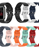 cheap -Watch Band for Haylou LS01 / Haylou LS02 Xiaomi Sport Band Silicone Wrist Strap