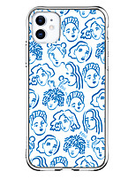 cheap -Case For Apple iPhone 12 / iPhone 12 Mini / iPhone 12 Pro Max Shockproof / Pattern Back Cover Cartoon TPU