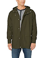 cheap -helly hansen men's moss long hooded fully waterproof windproof raincoat jacket, 469 forest night, xx-large