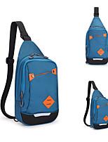 cheap -5 L Hiking Sling Backpack Windproof Rain Waterproof Outdoor Hiking Running Nylon Purple Blue Grey