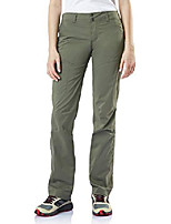 cheap -women's hiking pants, quick dry stretch upf 50+ sun protective outdoor pants, lightweight camping work pant, unique(wxp422) - olive, regular x 4
