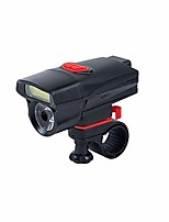 cheap -bike light set bicycle light bike led cycling front light bike lights lamp torch waterproof night ride handlebar flashlight headlight (color : black, size : free)