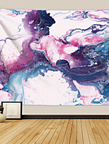 cheap -Wall Tapestry Art Decor Blanket Curtain Picnic Tablecloth Hanging Home Bedroom Living Room Dorm Decoration Polyster Print Colorful Abstract Views
