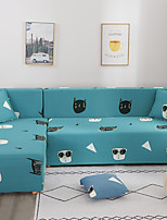 cheap -Stretch Slipcover Sofa Cover Couch Cover Cat Dog Printed Sofa Cover Stretch Couch Cover Sofa Slipcovers for 1~4 Cushion Couch with One Free Pillow Case