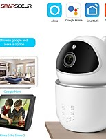 cheap -WiFi IP Camera 1080P Home Security WiFi Tuya Camera Google/Alexa for option