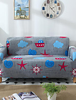 cheap -Stretch Slipcover Sofa Cover Couch Cover Cute Printed Sofa Cover Stretch Couch Cover Sofa Slipcovers for 1~4 Cushion Couch with One Free Pillow Case