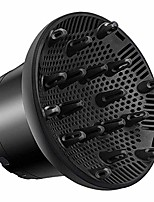 cheap -universal hair diffuser-adaptable for hair dryers with d-1.4-inch to 2.6-inch,professional blow dryer diffuser to maximize frizz-free volume and enhance natural curly hair (black)