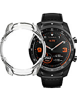 cheap -Cases For TicWatch Pro TPU Compatibility TicWatch