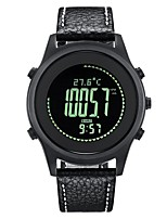 cheap -Outdoor Climbing Watch Support Altitude/ Air Pressure/ Compass Monitor