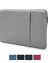 cheap -11.6 Inch Laptop / 13.3 Inch Laptop / 14 Inch Laptop Sleeve / Tablet Cases Polyester Solid Colored / Fashion for Men for Women for Business Office Waterpoof Shock Proof