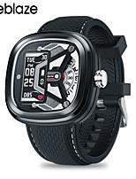 cheap -Zeblaze Hybrid 2 Heart Rate Blood Pressure Monitor Smartwatch 50M Waterproof 0.96'' IPS Stylish Long Battery Life Smart Watch