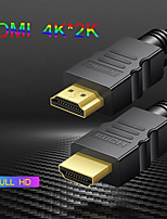cheap -HDMI Cable 4K HDMI to HDMI Cable HDMI 2.0 Cable for PS4 TV Switch Box Splitter 4K *2K Ultra HD HDMI Cable Video 1M 3M 5 M