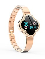 cheap -S6 Women's Smartwatch Bluetooth Heart Rate Monitor Blood Pressure Measurement Calories Burned Long Standby Health Care Pedometer Call Reminder Sleep Tracker Find My Device Alarm Clock