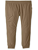 cheap -silver ridge plus size pull on pants, 1x x regular, truffle