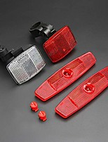 cheap -bicycle reflector kit & #40;red reflector kit& #41;