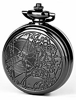 cheap -doctor who pocket watch with chain box for cosplay dr. who 58 mm oversized quartz watch