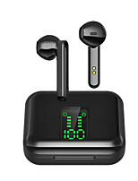 cheap -Business Bluetooth 5.0 Earphone Ear Hook Stereo Mini Wireless Headphones Sport In-Ear Earbuds With Mic