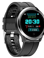 cheap -F68 Unisex Smartwatch Bluetooth Heart Rate Monitor Blood Pressure Measurement Calories Burned Thermometer Health Care Stopwatch Pedometer Call Reminder Sleep Tracker Sedentary Reminder