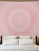 cheap -tapestries rose gold tapestry pink tapestry wall hanging ombre hippie wall tapestry psychedelic mandala bohemian tapestry large boho tapestries for bedroom dorm dec & #40;x-large, pink