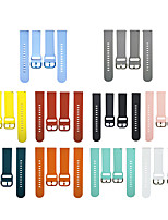 cheap -Watch Band for Samsung Galaxy Active Samsung Galaxy Classic Buckle Silicone Wrist Strap