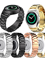cheap -Watch Band for Gear S2 Samsung Galaxy Business Band Stainless Steel Wrist Strap
