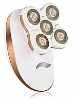 cheap -facial body arm leg hair remover for women rechargable-painless-precision face hair remova