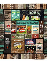 """cheap -spring car camping printed beach towel camping blanket picnic yoga mat for indoor outdoor use, 38"""" x 45"""""""