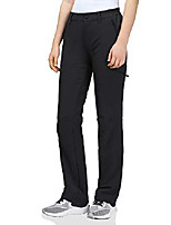 cheap -women's quick dry hiking pants, stretchy tactical pants with 5 pockets