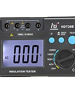cheap -HD HDT20B Insulation Resistance Tester Meter Megohmmeter Voltmeter 2500V w/ LCD Backlight