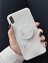 cheap -Marble TPU with Ring Holder Protection Cover  for Apple iPhone Case 11 Pro Max X XR XS Max 8 Plus 7 Plus SE(2020)
