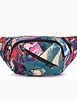 cheap -fanny pack for women,waist bag pack with adjustable strap,running hiking cycling traveling workout casual hip bum bag (black)