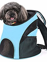 cheap -pet - sorrell pet backpack carrier with adjustable strap - color: blue
