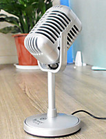 cheap -Condenser Microphone Karaoke Retro Microphone Computer Song Recording K Song Words Computer Microphone Voice