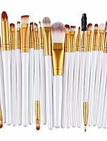 cheap -brushes makeup premium set cosmetics foundation blush face powder brush kit 20 pcs