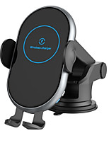 cheap -Wireless Car Charger 10W 7.5W 5W Turbo Fast Car Wireless Charger Auto Clamping Wireless Car Charger Mount Windshield Dashboard Phone Holder for iPhone 11/11 Pro/Pro MaxSamsung Note10/S10/S9 etc.