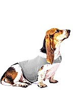 cheap -anti-anxiety dog jacket, dog anxiety jacket calming vests for dog anxiety shirt dog anxiety calming wrap stress relief lightweight calming coat for pet for thunder & anxiety (grey, s)