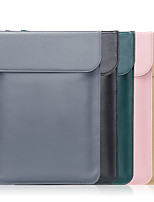 cheap -Sleeves Solid Colored PU Leather for MacBook 12'' / New MacBook Pro 13-inch