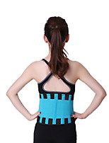 cheap -Body Shaper Sweat Waist Trimmer Sweat Waist Trainer Corset Sports Rubber Yoga Gym Workout Pilates Durable Weight Loss Tummy Fat Burner Hot Sweat For Women